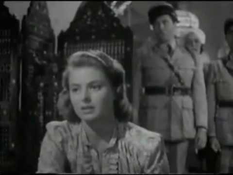 Casablanca (Michael Curtiz, 1942) 'La Marsellesa'.avi