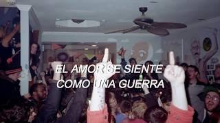 all time low - a love like war (sub español)