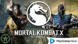 Let's Play on PlayStation Now: Mortal Kombat X