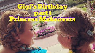 A Disney Birthday Celebration - Ivy Trellis Character Couture Makeover - Day 2 Part 1