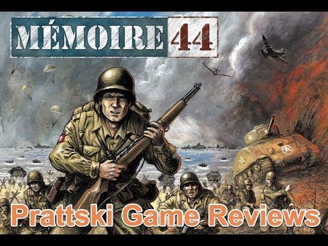 Prattski: Memoir '44 Review
