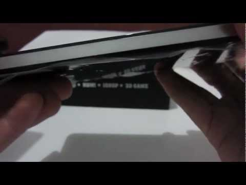 Unboxing Haipad M7S,thinnest 7 inch tablet with Samsung S5PV210 cpu,Bluetooth,512MB, 7Inch, 8GB,Wifi