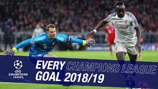 Video Every Liverpool Champions League goal on the road to Madrid 2019 MP3, 3GP, MP4, WEBM, AVI, FLV Agustus 2019