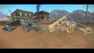 FNV Arsenal Weapons Overhaul - Annihilator