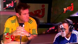 Johnny Clegg - Spirit is the Journey - Interview - Le 6/9 NRJ