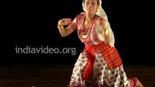 Nandi, Satriya dance