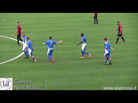 Preview video GINOSA-NOICATTARO 3-2 Il Ginosa alterna ad un primo tempo super una ripresa soft che rischiava di compromettere il risultato