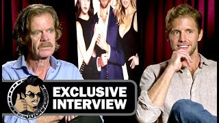 The Layover | JoBlo Interview w/ William H. Macy & Matt Barr (Août 2017)