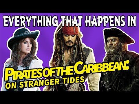 Pirates of the Caribbean 4: Bright and Light - ClipNotes