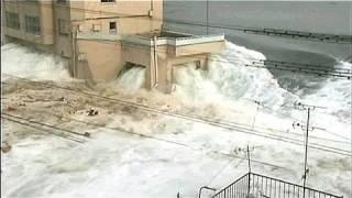 New images of the devastating Japan tsunami