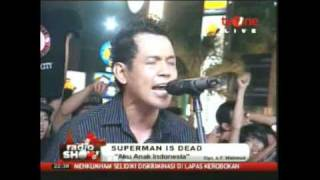 Superman Is Dead - Aku Anak Indonesia At Radio Show Tv One