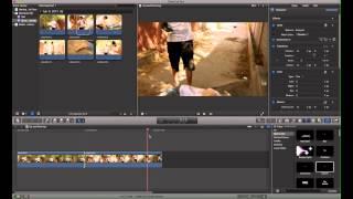 Final Cut Pro X Quick Start (5 MInutes)