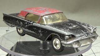 Corgi Restoration: #214S 1959 Ford Thunderbird