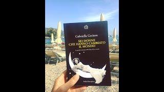 """Gabriella Greison ospite a Radio1Rai con le sue """"Sei donne che hanno cambiato il mondo""""!"""
