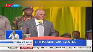 Mvutano baina ya Kenya na Tanzania watajwa kuwa si ishara njema wa mtangamano Afrika Mashariki