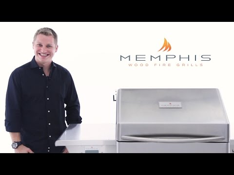 Memphis Pro Wood Fired Pellet Grill Overview | BBQGuys.com