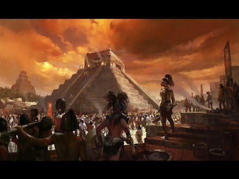 Древние цивилизации. Столкновение царей Майя. Документальный фильм