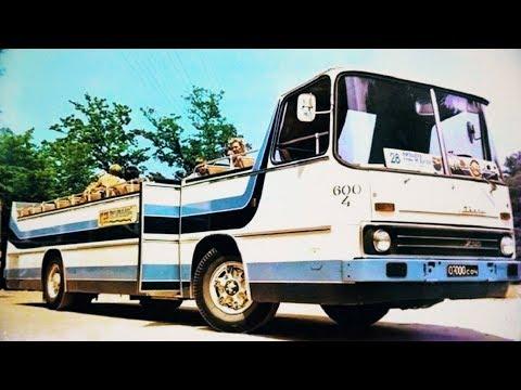 Самые необычные советские автобусы [ АВТО СССР #17 ]