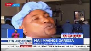 Maji maenge Garissa: Suluhu kupatikana kwa tatizo la maji