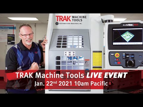 TRAK VMC2 Live Demo + Q&A (recorded 1/22/21)