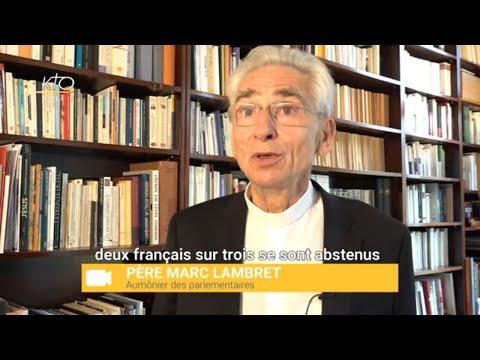 Abstention record aux élections régionales et départementales : trois questions au père Marc Lambret