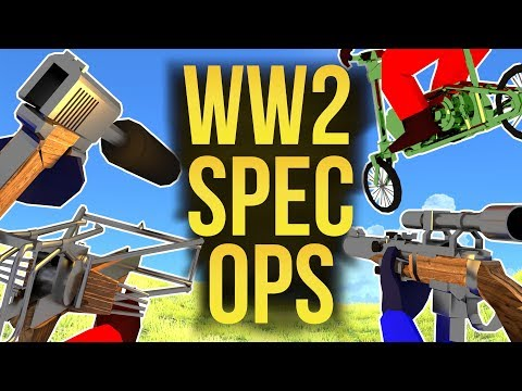 AMAZING WW2 MOD PACK! | Ravenfield Mod Gameplay - смотреть онлайн на