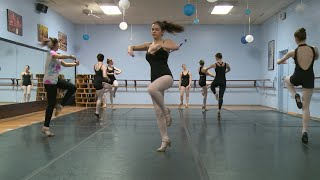 Dancer's family working toward a cure for blindness