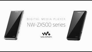 YouTube Video 6fqdZtakT4g for Product Sony NW-ZX500 Series Walkman (NW-ZX507) by Company Sony Electronics in Industry Smartphones