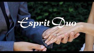 Esprit - solo, duo, trio or quartett video preview