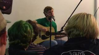 Pinegrove | Then Again (solo acoustic, LIVE) | 7.16.2016
