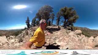Тенерифе 360 VR видео: Одна ночь в горном лесу  и легкий трекинг утром