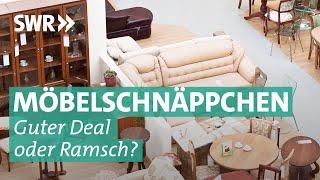Rabatt-Angebote der Möbelhäuser: Guter Deal oder Ramsch? | Marktcheck SWR
