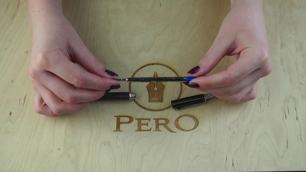 Шариковая ручка Parker JOTTER 17 Premium Carlisle Brown Pinstripe CT BP 17 132
