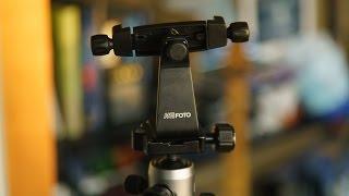 The Best Smartphone Tripod Adapter - MeFoto Sidekick 360 Review