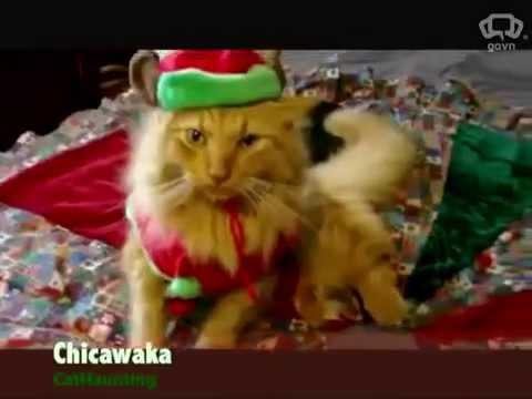 Dàn thú cưng đồng ca Jingle Bells