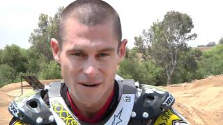 Riding the Metal Mulisha Compound