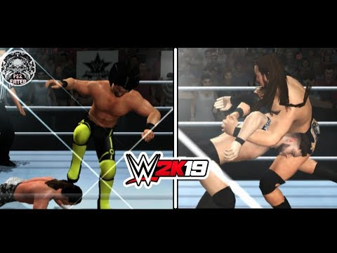 Download WWE 2K19 PS2 Some Finisher (Tomorrow Realse) HD Mp4 3GP Video and MP3