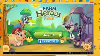 Farm Heroes Saga Para PC 2017 Descargar