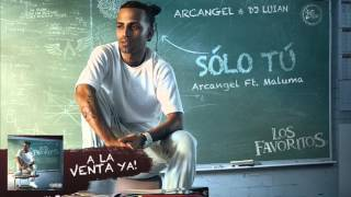 Solo Tu - Arcangel feat. Maluma (Video)