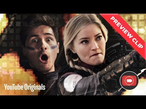 If YouTube Held the Hunger Games | CLIP FROM BAD INTERNET EP 4