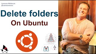 Delete folder in Ubuntu example: How to remove a directory in Ubuntu terminal commands recursively
