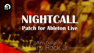 [Train] Ableton Live Sound Design: NightCall [Kavinski]