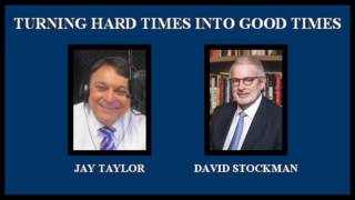 David Stockman-Get out of Stocks Now!