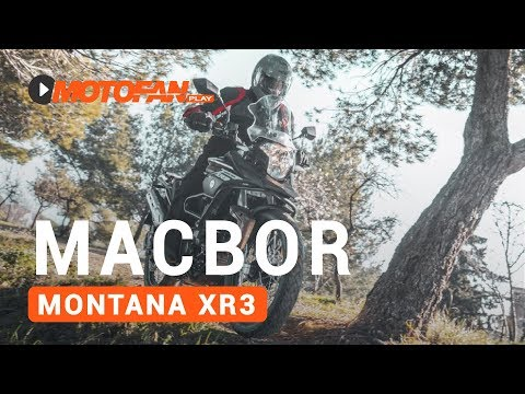 Vídeos de la Macbor Montana XR3