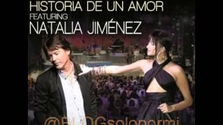 Arthur Hanlon & Natalia Jimenez - Historia de un Amor