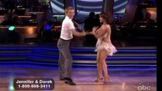 Jennifer Grey & Derek - Last 4 Dances & 5 Dirty Dancing Flashbacks
