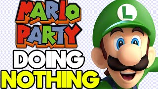 Is it Possible to Beat Mario Party While Doing Absolutely Nothing?
