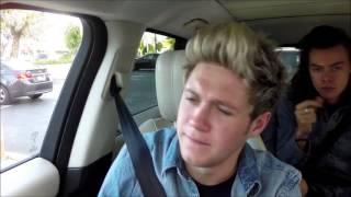 One Direction - No Control Carpool Karaoke HD