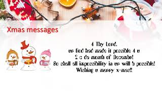 Christmas Card Messages, What to Write in a Christmas Card   allbestmessages