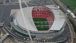 Инженерные идеи: Стадион Уэмбли